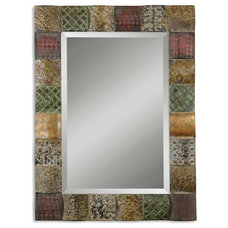 Eclectic Wall Mirrors by Fratantoni Lifestyles
