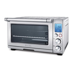 Breville BOV800XL Smart Oven 1,800-Watt Convection Toaster Oven With Element IQ - If you don't have room for that full-sized oven, or even an apartment-sized one, how about saving space and getting this convection oven? Or there's always take-out!