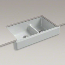 Contemporary Kitchen Sinks by Kohler