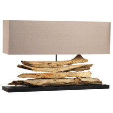 Beach Style Table Lamps by Zentique
