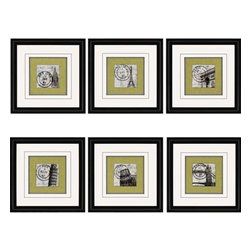 Paragon Art - Paragon Postage ,Set of 6- Artwork - Postage ,Set of 6              ,  Paragon Artist is Navas , Paragon has some of the finest designers in the home accessory industry. From industry veterans with an intimate knowledge of design, to new talent with an eye for the cutting edge, Paragon is poised to elevate wall decor to a new level of style.