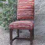 custom dining chair -