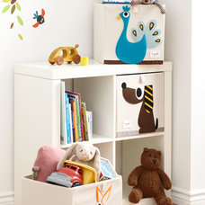 Modern Toy Storage by Hooplaroom