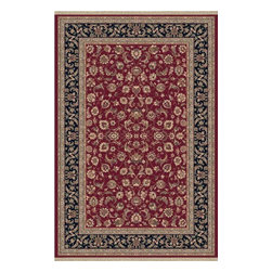 Dynamic Rugs - Dynamic Brilliant 72284-331 Red 8'2'' x 11'10'' Area Rugs - Dynamic Brilliant 72284-331 Red 8'2'' x 11'10'' Area Rugs