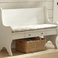 Traditional Benches by Pottery Barn