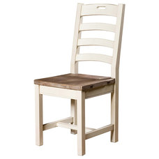 beach style dining chairs and benches by Zin Home