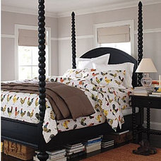 Traditional Canopy Beds by Garnet Hill
