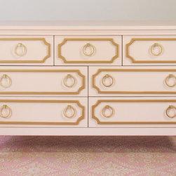 Newport Cottages - Beverly 7 Drawer Dresser - Beverly 7 Drawer Dresser