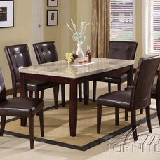 Transitional Dining Tables by GreatFurnitureDeal