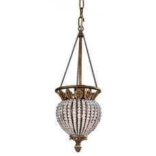 Mediterranean Pendant Lighting by Home Decorators Collection