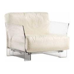 Kartell - Kartell | Pop Sofa - Outdoor - Design by Piero Lissoni with Carlo Tamborini.