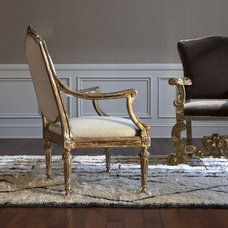 Traditional Armchairs by Ebanista