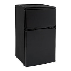 "Avanti - 3.1 CF Two Door Counterhigh Refrigerator - Dimensions: 33.5"" H x 19"" W x 20.5"" D"