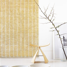 Asian Roman Blinds by Conrad Shades