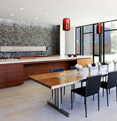modern dining room by Niche Modern