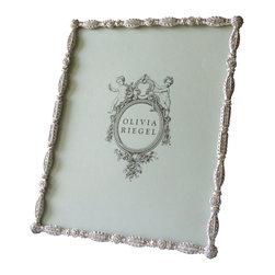 """Olivia Riegel - Olivia Riegel Asbury Swarovski Crystal Photo Frame 8"""" x 10"""" - Olivia Riegel Asbury Swarovski Crystal Photo Frame 8"""" x 10"""""""