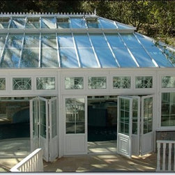 Indoor Swimming Pool Enclosure -