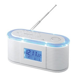 Kito - 8.75 Inch LCD Alarm Clock with FM Radio and Auxiliary Plug In Jack - This gorgeous 8.75 Inch LCD Alarm Clock with FM Radio and Auxiliary Plug In Jack has the finest details and highest quality you will find anywhere! 8.75 Inch LCD Alarm Clock with FM Radio and Auxiliary Plug In Jack is truly remarkable.