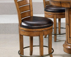 """Hammary - Hidden Treasures Pub Stool - """"Hammary's Hidden Treasures collection is a fine assortment of unique accent pieces inspired by some of the greatest designs the world over. Each selection is rich in Old World icons and traditions."""