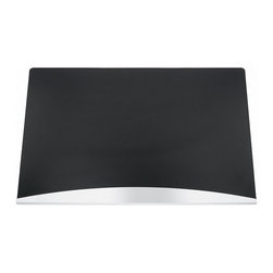 Blomus - Akto Desk Pad - Consider it a landing pad for your best ideas. This desk pad marks your space with graphic eloquence while protecting the surface beneath it from stray ink spots, coffee spills or other pitfalls of creative thinking.