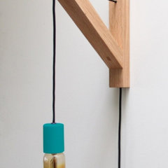eclectic wall sconces by Design Public