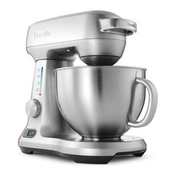 Breville 5-quart Die-Cast 12-Speed Stand Mixer