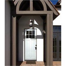 Traditional Front Doors by Plastpro
