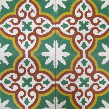Bocassio - 8x8 Cement Tile