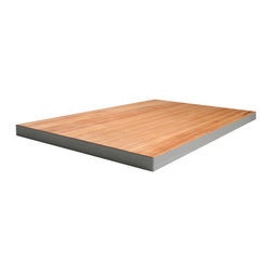 Waggo - Edge-y Cutting Board, Charcoal - Make your other kitchen tools jealous with our Edge-y Cutting Board!