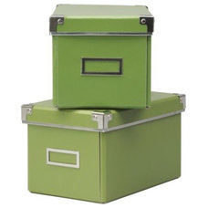 Contemporary Storage Boxes by IKEA