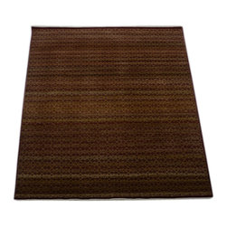 1800-Get-A-Rug - Burgundy Modern Gabbeh Hand Knotted Rug Sh10641 - About Modern & Contemporary