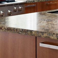 Contemporary Kitchen Countertops by Wilsonart