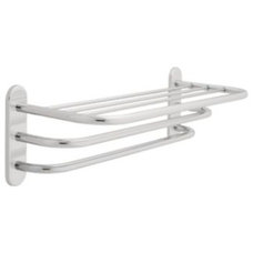 Modern Towel Bars And Hooks by Knobs and Beyond