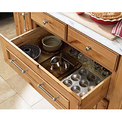 Baking Equipment Storage -