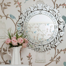 Contemporary Wall Mirrors by The French Bedroom Company