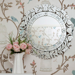 contemporary mirrors by The French Bedroom Company