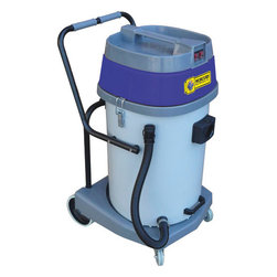 "MERCURY FLOOR MACHINES - WVP-20 Storm Wet and Dry Vaccum, 17"" Diameter, 36"" Length, 63lbs, 2.67HP, 20Gal - Powerful dual 1.335 HP / 1000 watt vacuum motors with separate switches for each. Super-durable poly tank construction. Includes 10-ft. vacuum hose, strong chrome-plated steel ""S"" wand and vacuum head. 1.5-in. vacuum hose locks securely to the tank port. Four-piece tool kit includes: dust brush, squeegee tool, scalloped bristle floor tool and crevice tool. 225 CFM airflow, 78-in. water lift. 20-gallon tank capacity. 50-ft. power cord. Manufacturer's one-year warranty on motor. Unit wt. 67-lbs.. . . . . . . . Mercury Storm Wet/Dry Tank Vac. Dimensions: Height: 1, Length: 13, Width: 1. Country of Origin: CN   CAT: Floor & Carpet Care Vacuums Wet/Dry"