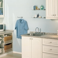 Custom Laundry Rooms | Laundry Room Cabinets | Laundry Room Design