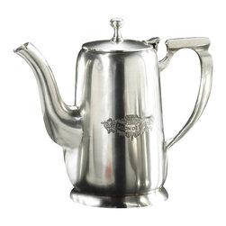Zodax - Zodax Hotel Coffee Pot - Zodax - Tea Pots - IN4927. Hotel Coffee Pot
