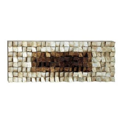 "Benzara - Wood Wall Art with Natural Wood Finish - Wood Wall Art with Natural Wood Finish. If you are looking for a uniquely styled home accessory to accent the appearance of interiors, then this wood wall Art makes a great choice. It comes with the following dimensions: 22"" W x 3"" D x 63"" H."
