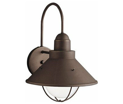 Contemporary Outdoor Wall Lights And Sconces by LightingUniverse
