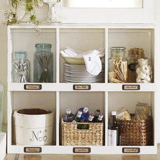 Traditional Storage And Organization by Pottery Barn