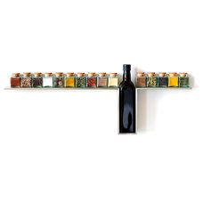 Contemporary Spice Jars And Spice Racks by HORNE