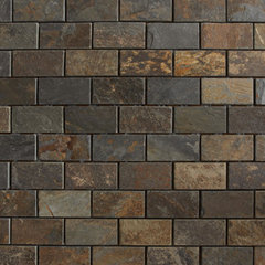 contemporary kitchen tile by Stone City - Kitchen & Bath Design Center