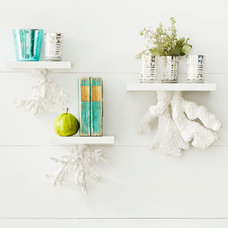 Tropical Wall Shelves by Wisteria