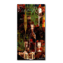 Trademark Fine Art - Miguel Paredes 'Still Life II' Canvas Art - Artist: Miguel Paredes Title: Still Life II Product Type: Gallery-wrapped Canvas Art