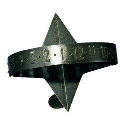 Whitehall Products LLC - Sun Clock Sundial - Oil Rub Bronze - Features: