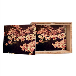 DENY Designs - Shannon Clark Romance Storage Box - Love yourself a knickknack or two (or three)? Well, then this is the box for you! The Amber Bamboo wooden Storage Box is available in two sizes with a printed exterior lid and interior bottom. So, you can still be a collector of sorts, but now you've got an organized home for it all. 100% sustainable, eco-friendly flat grain amber bamboo wood box with printed glossy exterior lid and interior bottom. Custom made in the USA for every order.