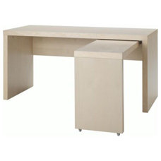 modern desks by IKEA