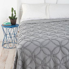 Contemporary Blankets by Urban Outfitters